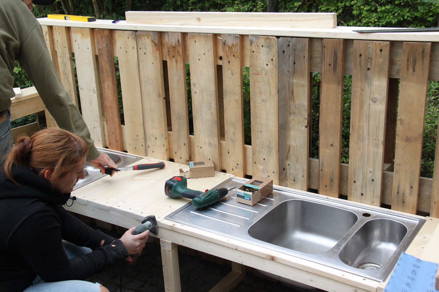 Outdoor Küche Kinder : Kinder wendebank massives naturholz holz spielzeug peitz